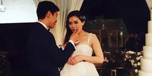 Beredar Video Pernikahan Mirna Bikin Terharu
