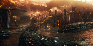 Bumi Kiamat Diserang Alien di Video Independence Day: Resurgence