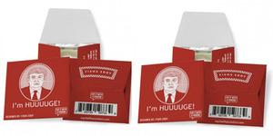 Donald Trump Jadi Logo Kondom, 'I'm Huuuuge!'