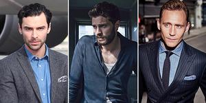 Foto 11 Pria Paling Seksi Dunia 2016 Versi Majalah Glamour