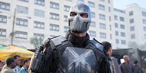 Foto Crossbones, Musuh Captain America di Captain America: Civil War