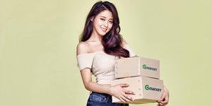 Foto Seksi Seolhyun AOA Jadi Model G Market