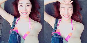 Foto Tiffany SNSD Cantik & Seksi Pakai Bikini