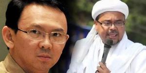 FPI Usung Gubernur Sendiri, Ahok Kasihan Sama Habib Rizieq
