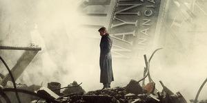 Gedung Bruce Wayne Hancur di Foto Baru Batman v Superman: Dawn of Justice