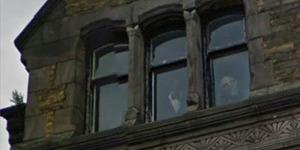 Google Street View Tangkap Gambar Hantu Menyeramkan