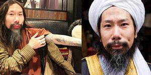 Imam Masjid Jepang Bertato Ini Tak Pernah Absen Puasa Ramadan