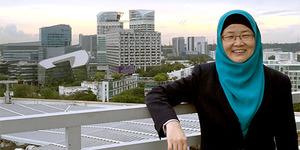 Jackie Y Ying, Muslimah yang Jadi Profesor Termuda di Kampus MIT