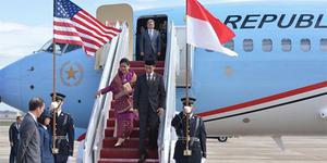Jokowi Jadi Kunci Pidato Konferensi US-ASEAN di AS
