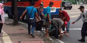 Karyawan Telkom Tewas Dirampok di Metro Mini Cuma Karangan Sopir