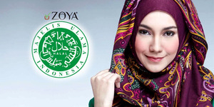 MUI Hanya Sertifikasi Bahan Kain Zoya, Bukan Hijab