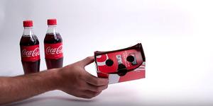 No Tipu-tipu, Beli Coca-Cola Gratis Headset Virtual Reality