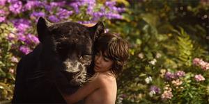 Persahabatan Manusia & Hewan di Video Super Bowl 'The Jungle Book'