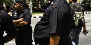 Polisi Malaysia Banyak yang Buncit, Wajib Diet Jika Ingin Naik Pangkat