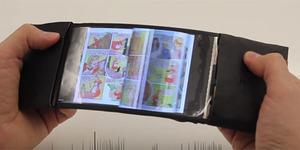 ReFlex, Prototipe Smartphone Lipat di Masa Depan