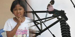 Sebelum Tewas, Pipit 'Spider Kid' Dipukuli Orang Jahat
