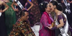 Selamatkan Mahkota Putri Indonesia 2016, Pria Ini Panen Pujian