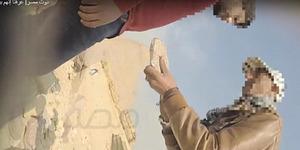 Sindikat Penjual Batu Bongkahan Piramida Gaza Diringkus Polisi