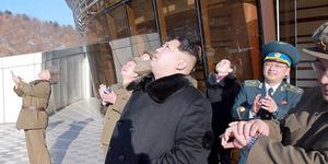 Sukses Luncurkan Roket, Kim Jong Un Ketagihan Ulangi Lagi