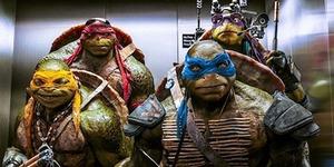Teenage Mutant Ninja Turtles 2 Rilis Poster Karakter Donatello Cs