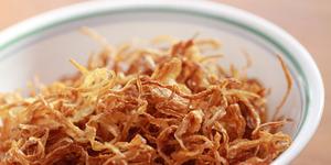 Tips Buat Bawang Goreng Super Renyah