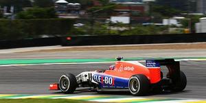 Top Speed Rio Haryanto Tercepat ke-5