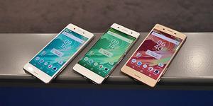 Trio Sony Xperia X Diperkenalkan, Ini Spesifikasinya