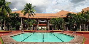 Unik, Istana Wapres Filipina Terbuat dari Pohon Kelapa