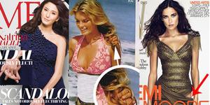 25 Foto Iklan & Majalah Gagal Photoshop Bikin Ngakak
