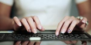 3 Posisi Tangan Paling Tepat Saat Mengetik Keyboard