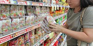4 Bahan Berbahaya Pada Makanan Instan