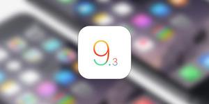 Akhirnya, Apple Rilis iOS 9.3 Versi Final