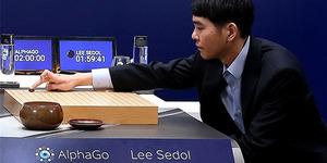 Akhirnya, Robot Cerdas Google Dikalahkan Manusia