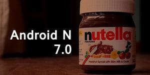 Android N Pakai Nama Nutella?