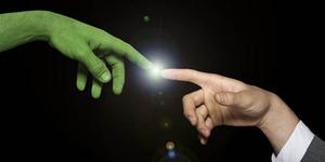 Astronom Temukan Cara Berkomunikasi dengan Alien