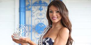 Benci Kamera, Kristhielee Caride Dipecat dari Miss Universe Puerto Rico 2016