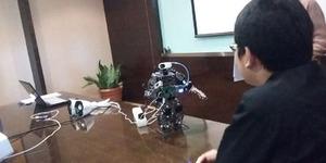 Bimax, Robot Canggih Bisa Berbahasa Indonesia
