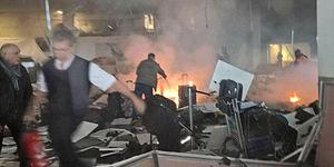 Bom yang Meledak di Brussel Disebut 'Induk Setan'
