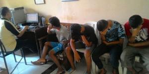 Cewek Nyasar Diperkosa Berjamaah 4 Pemuda di Sawah