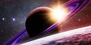 Cincin Saturnus Ternyata Lebih Muda dari Dinosaurus