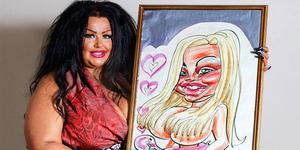Demi Mirip Karikatur, Krystina Butel Habiskan Rp 1,4 M