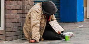 Di Inggris, Pengemis Bisa Hasilkan Rp 9,3 Juta Per Hari