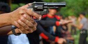 Dor! Anggota Brimob Tembak Mati Istri di Rumah Mertua