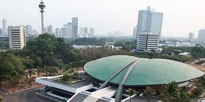 DPR Bikin Perpustakaan Rp 570 M, Terbesar Se-Asia Tenggara