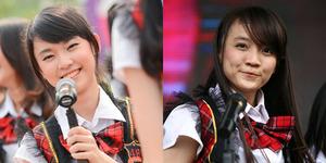 Elaine Hartanto & Sofia Meifaliani Keluar dari JKT48