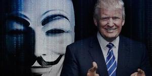 FBI & Donald Trump Kelabakan Ditipu Anonymous