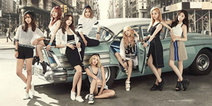 Girls' Generation Konser di Jakarta 16 April 2016