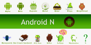 Google Polling Nama Android N