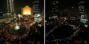 Hari Ini, PLN Imbau Matikan Listrik untuk Earth Hour
