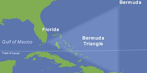 Ilmuwan Bongkar Misteri Segitiga Bermuda